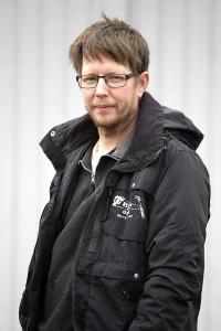 Fredrik Portratt