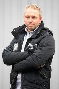 Mattias Bjork Portratt
